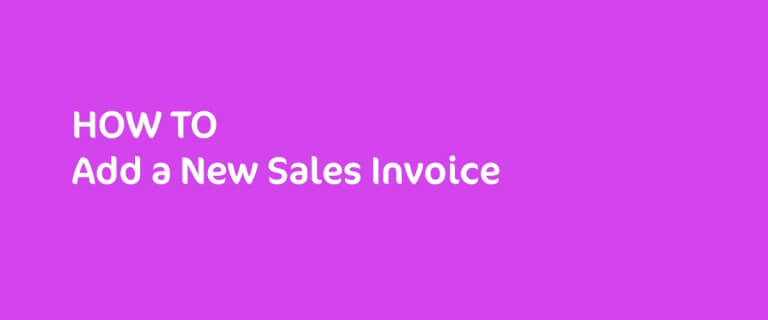add-sales-invoice